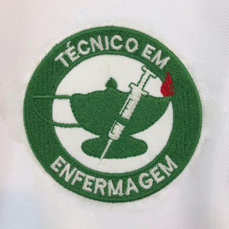 Bordado Técnico em Enfermagem