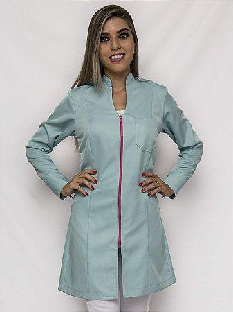 Jaleco Lauren Azul Tiffany