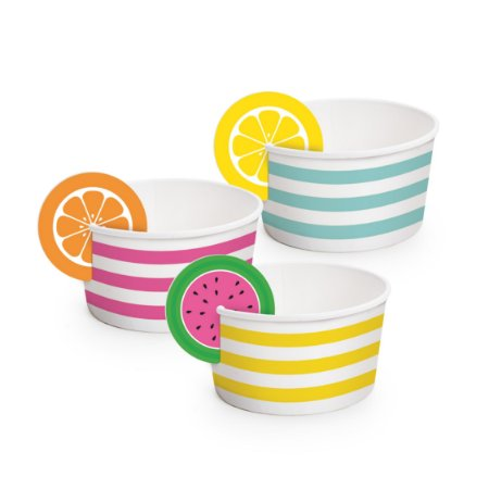 BOWL MULTIUSO 180ML C/8 QUITANDINHA - PC X 1