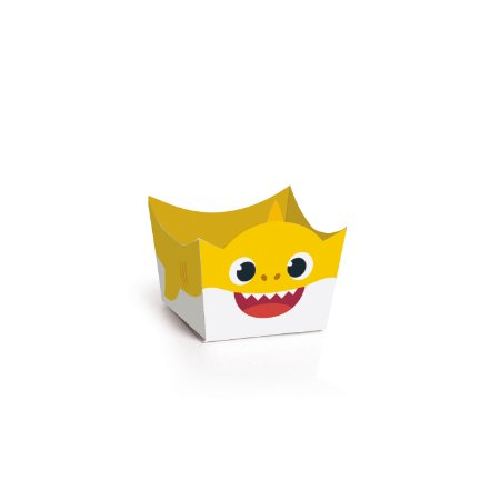 FORM P/DOCES C/24 BABY SHARK CACHEPOT - PC X 1