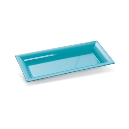 BANDEJA DEC DOUBLE FACE 36X18 AZUL - UN X 1