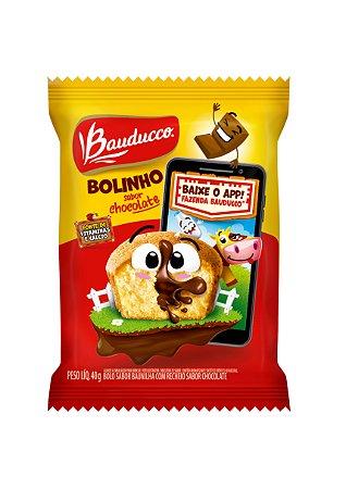 BOLINHO 40 G GOTAS CHOCOLATE - CT X 14