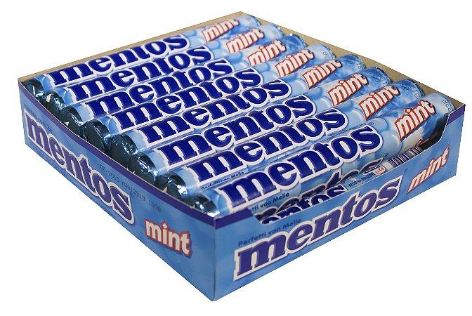 MENTOS 37,5 G MINT - CT X 16