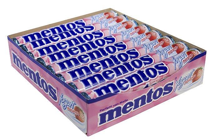MENTOS 37,5 G YOGURT - CT X 16