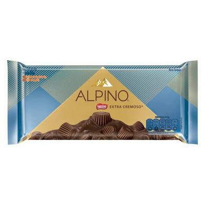 TAB 90G NESTLE ALPINO EXTRA CR - UN X 1