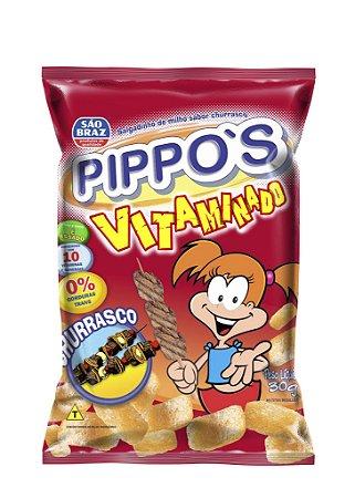 PIPPOS 30 G CHURRASCO - UN X 1