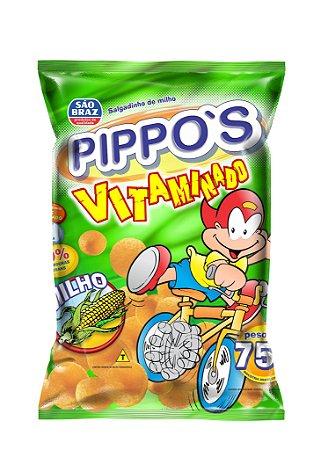 PIPPOS 75 G MILHO - UN X 1