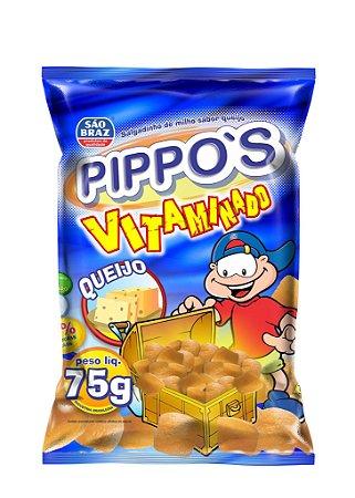 PIPPOS 75 G QUEIJO - UN X 1