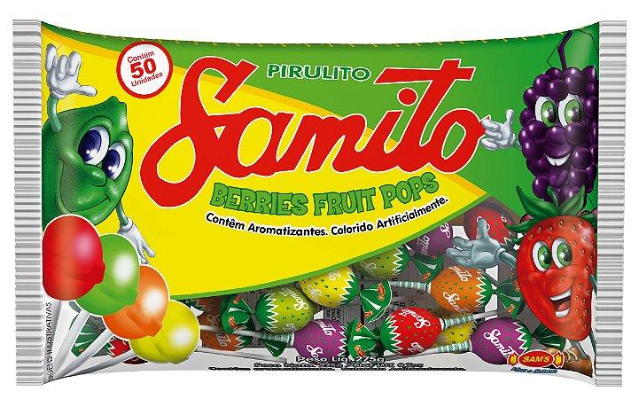 PIR 275 G SAMITO FRUTAS - PC X 1