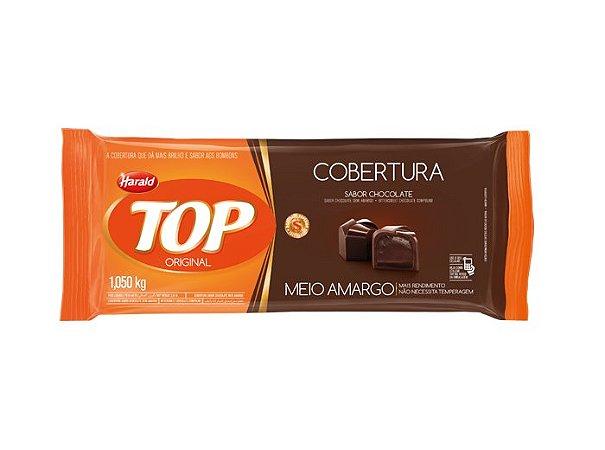 BARRA 1,050kg HARALD COBERTURA TOP MEIO AMARGO - UN X 1