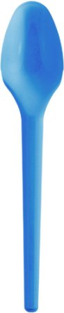 TALHER 20X50 SOBREMESA COLHER AZUL - PC X 50