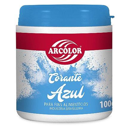 CORANTE 100G ARCOLOR AZUL - UN X 1
