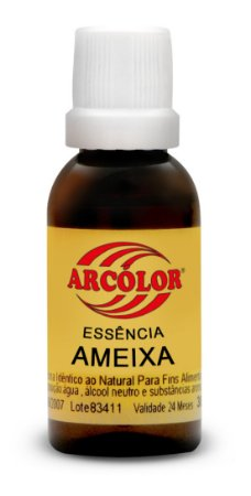 ESSENCIA 30ML ARCOLOR AMEIXA - UN X 1