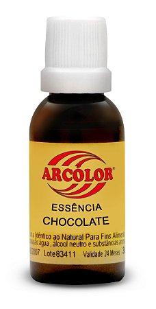 ESSENCIA 30ML ARCOLOR CHOCOLATE - UN X 1