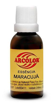 ESSENCIA 30ML ARCOLOR MARACUJA - UN X 1