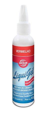 CORANTE LIGUIGEL 60G ARCOLOR VERMELHO - UN X 1