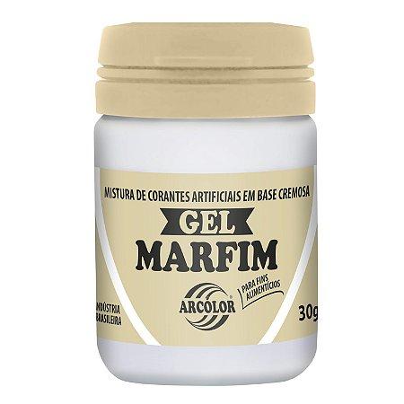 CORANTE GEL 30G ARCOLOR MARFIM - UN X 1