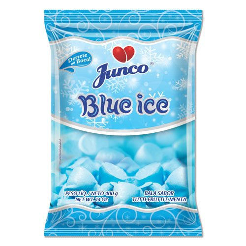 B 400G JUNCO ANIVER BLUE ICE - PC X 1