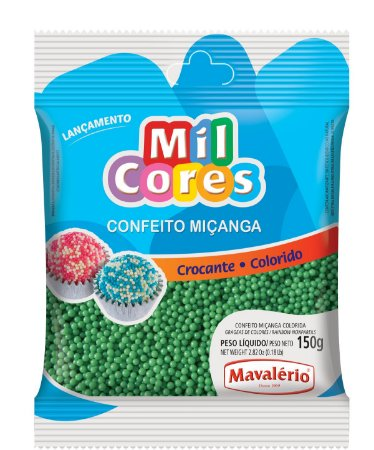 CONF 150G MICANGA N 0 VERDE - PC X 1