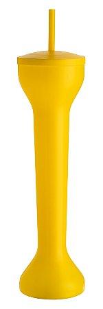 COPO 900 ML YARD CUP AMARELO - UN X 1