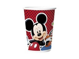 COPO DE PAPEL 180 ML MICKEY C/8 UN - PC X 1