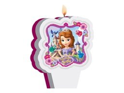 VELA PLANA C/1 UND SOFIA THE FIRST - UN X 1