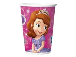 COPO DE PAPEL 180ML SOFIA C/8 UN - PC X 1