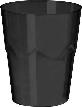 MINI COPO 25 ML DOCE PRETO - PC X 10