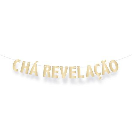 FAIXA CHA REVELACAO BOY OR GIRL - UN X 1