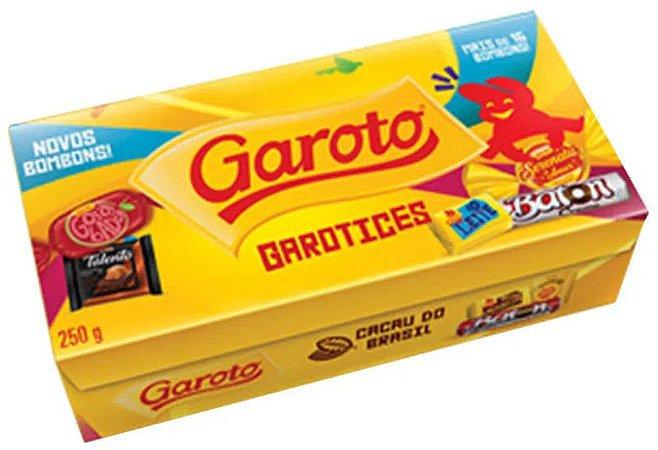 BB SORTIDO GAROTO CXT 250GR