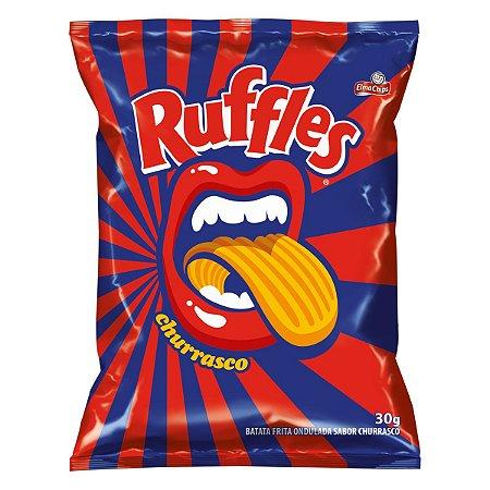 RUFFLES 30G CHURRASCO