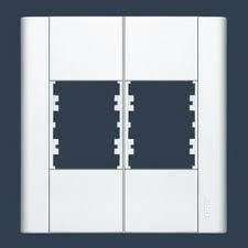 "Placa 4"" x 4"" - FM22 / 4 Módulos - Modulare"