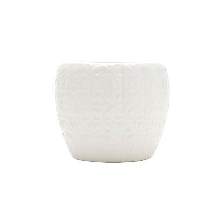 Vaso Pattern Branco P