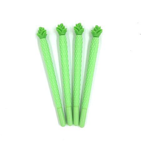 Caneta Abacaxi Verde - 1 unidade