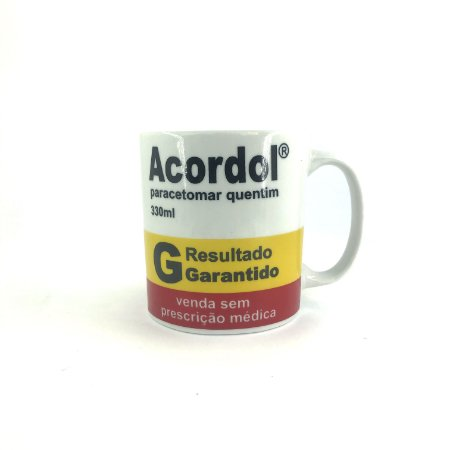 Caneca Acordol