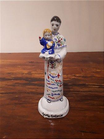 Santo Antonio Porcelana Branco 27x11cm