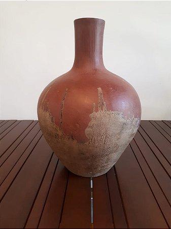 Vaso Cerâmica Gaura ter/fer 35x50cm