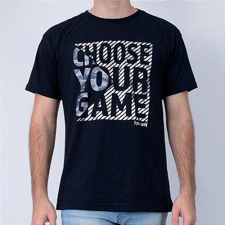 Camiseta Redragon Choose Your Game