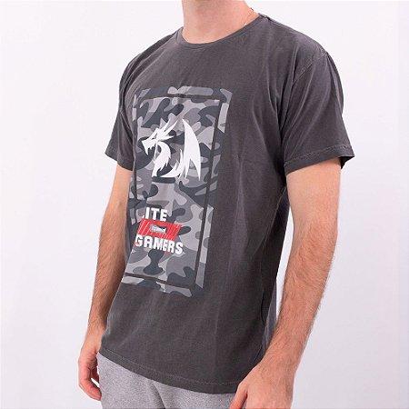Camiseta Redragon Elite Gamers