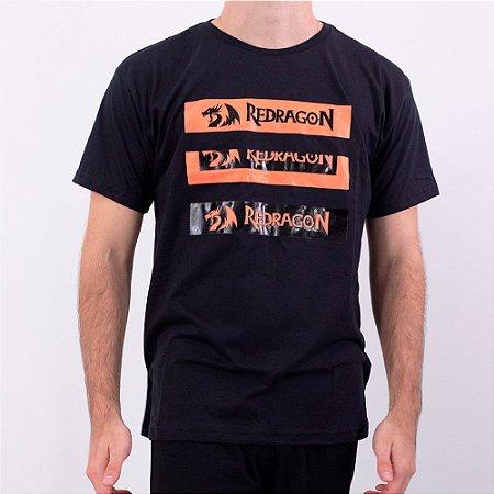 Camiseta Redragon Slices of Dragon