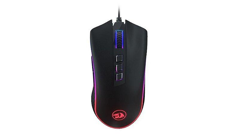 Mouse Gamer Redragon King Cobra 2 Preto RGB M711-FPS-1