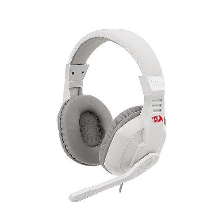 Headset Gamer Redragon Ares Lunar White H120W