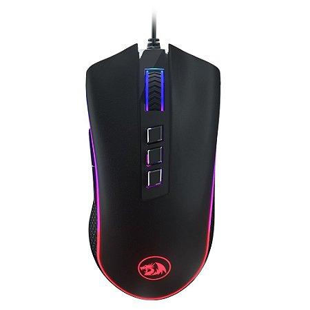 Mouse Redragon King Cobra Chroma M711-FPS (16.000 DPI, 7 Botões)