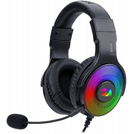 HEADSET GAMER REDRAGON PANDORA 2 RGB, H350RGB-1 - P3