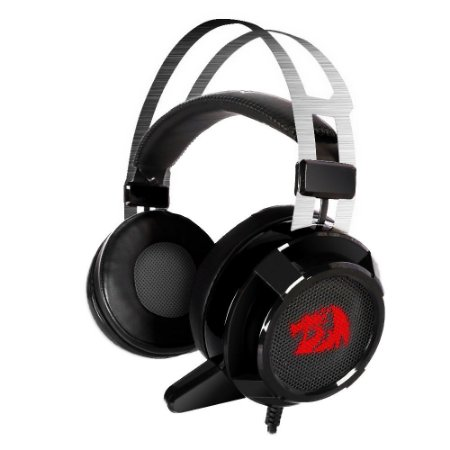 Headset Gamer Redragon Siren, H301-1 2.0 USB