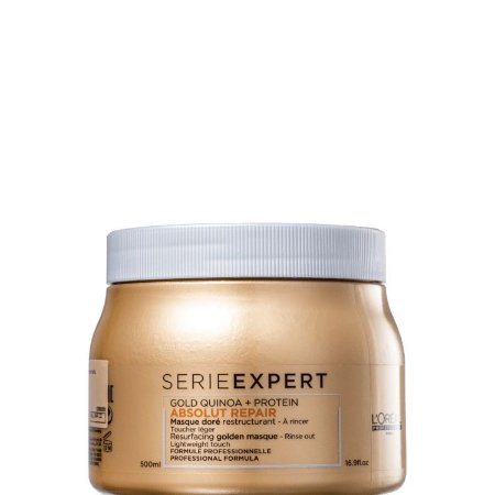 L'Oréal Pro Absolut Repair Gold Quinoa Golden Lightweight Máscara 500g