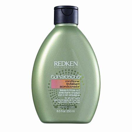 Redken Curvaceous Shampoo Low Foam 300ml