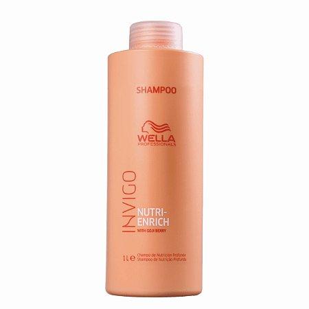 Wella Pro Invigo Nutri-Enrich Shampoo 1000ml