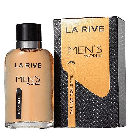 La Rive Men's Wolrd EDT 90ml
