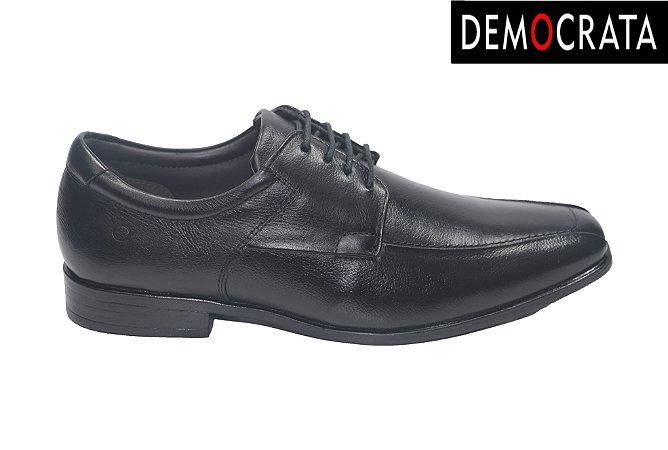Sapato Social Masculino Democrata 013114 - Preto